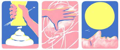Patrik Mollwing Art & Illustration Self-care