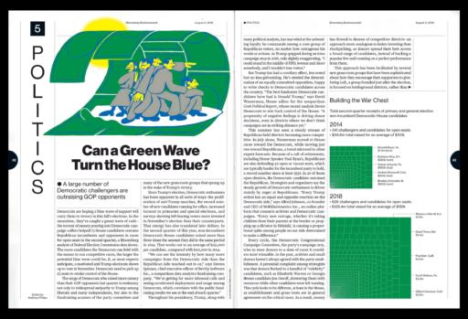 Patrik Mollwing Art & Illustration Bloomberg Businessweek